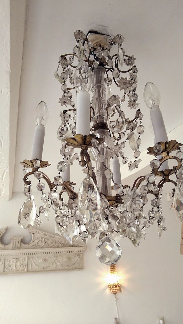 sold brass chandeliers chandelier french best hanging well furniture of light and antique vintage pertaining lighting liked lights to crystal