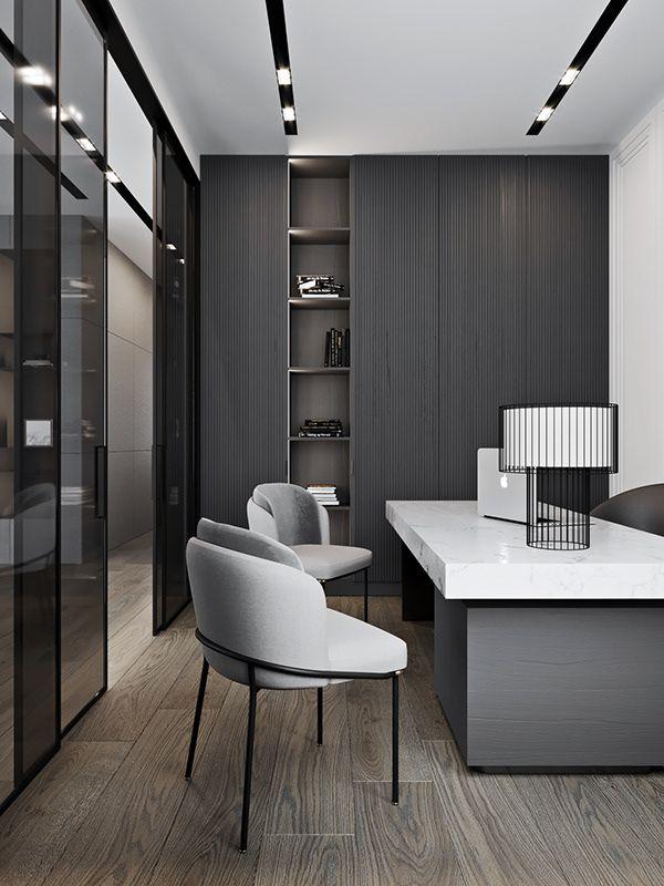 Apartment B W Loft Interior Design Office Interior Design Loft