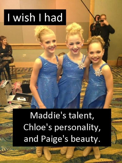Dance Moms Confessions. And also Brooke's talent and beauty!