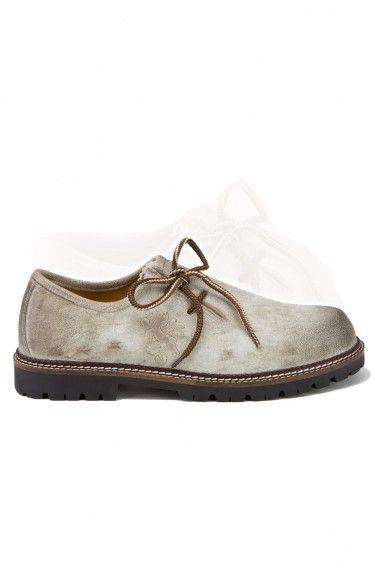 Oktoberfest shoes 1250 antique-smoke