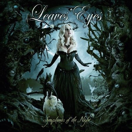 Symphonies of the Night by Leaves' Eyes (CD, Nov-2013, Napalm Records) #Celtic