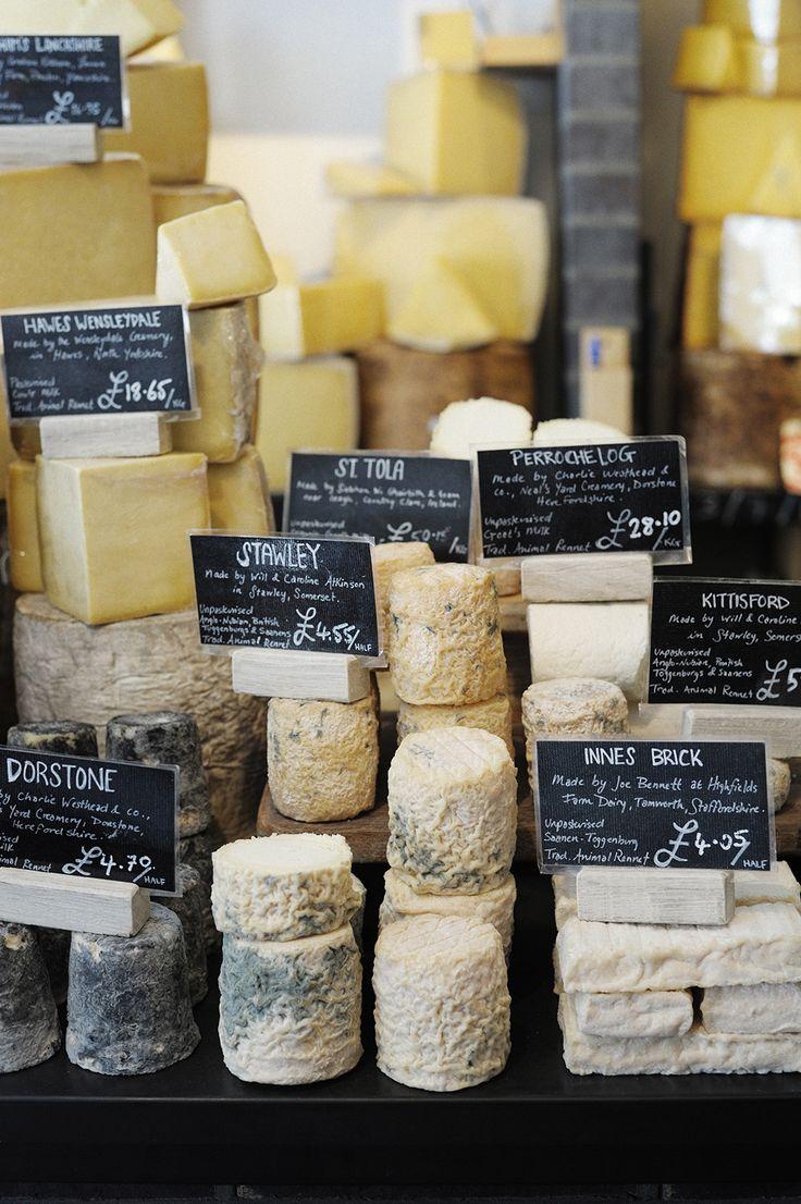 Whistles Neighbourhood Covent Garden: Neal's Yard Dairy