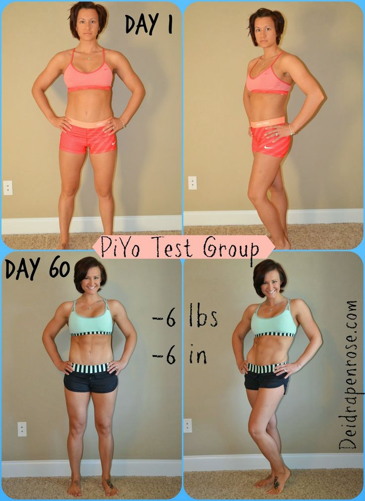 Click here to check out one of beach bodies first PiYo transformation. #fitness #weightloss # ...