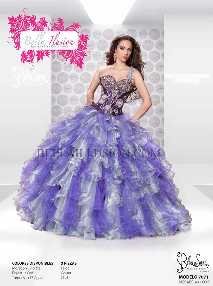 050280ee4ad bella ilusion quinceanera dresses – Fashion dresses