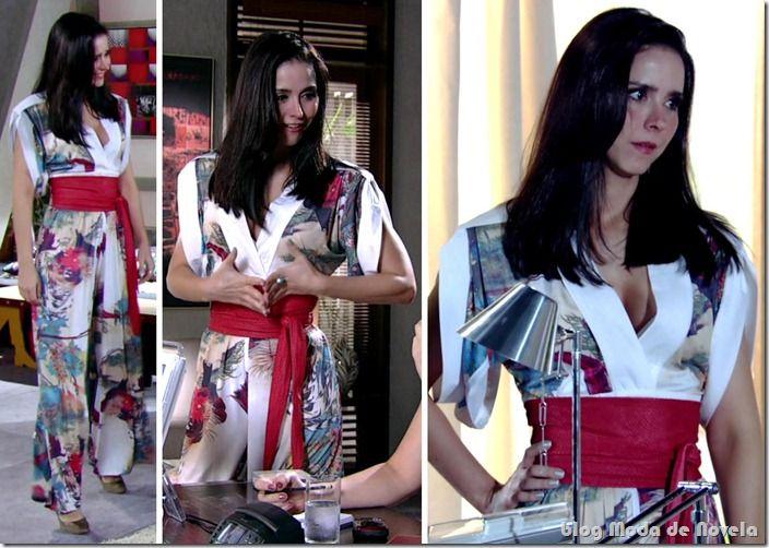 Últimos looks em janeiro de Glória, Joana, Letícia, Márcia, Mônica e Patrícia na novela Fina Estampa