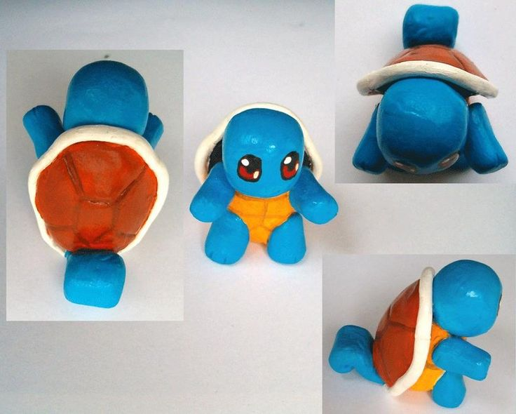 1000 Images About Pokemon Clay On Pinterest