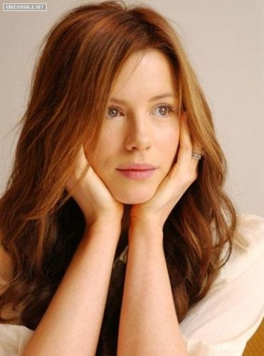 Kate Beckinsale Without Hair Extensions Kate Beckinsale withou...