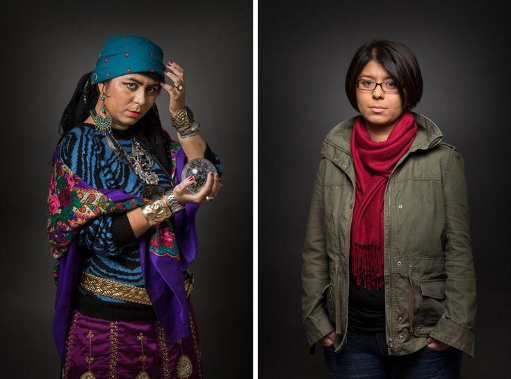 Előítéletek helyett – romákról készült különleges fotósorozat - NLCafé