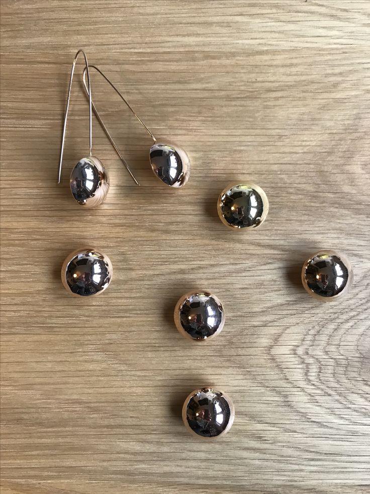 lenses...lenses...lenses ∞ pendants and earrings  SO by doraszonja
