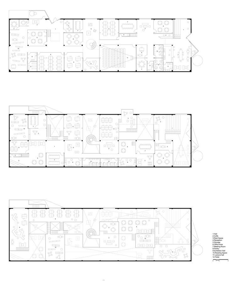 Gallery of Joy City 'Woo Space' / hyperSity office - 19