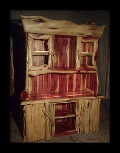 log furniture - Google Search