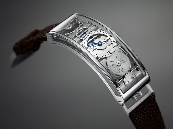 I like the curves, from an Australian watchmaker