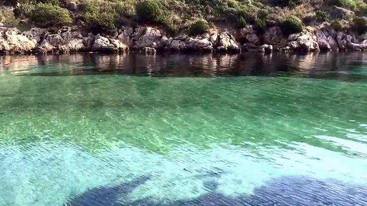 Orizzonte Casa Sardegna - Una giornata d'inverno a Cala Moresca