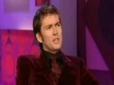 David Tennant - Mercy!