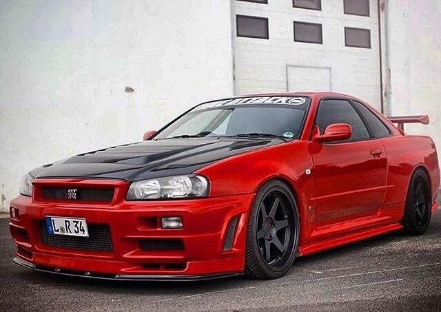 This Is The Exact Nissan Skyline GT R I Want