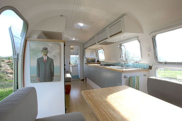 fancy trailer 8. You have to check this camper van out. It is so amazing. I would love to have this for traveling one day!