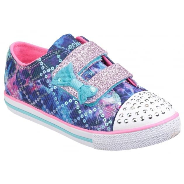 Twinkle Toes: Chit Chat Lil Chatty Blue Multi