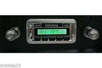 1964-1967 Pontiac GTO Radio USA 230 Lemans Custom Autosound