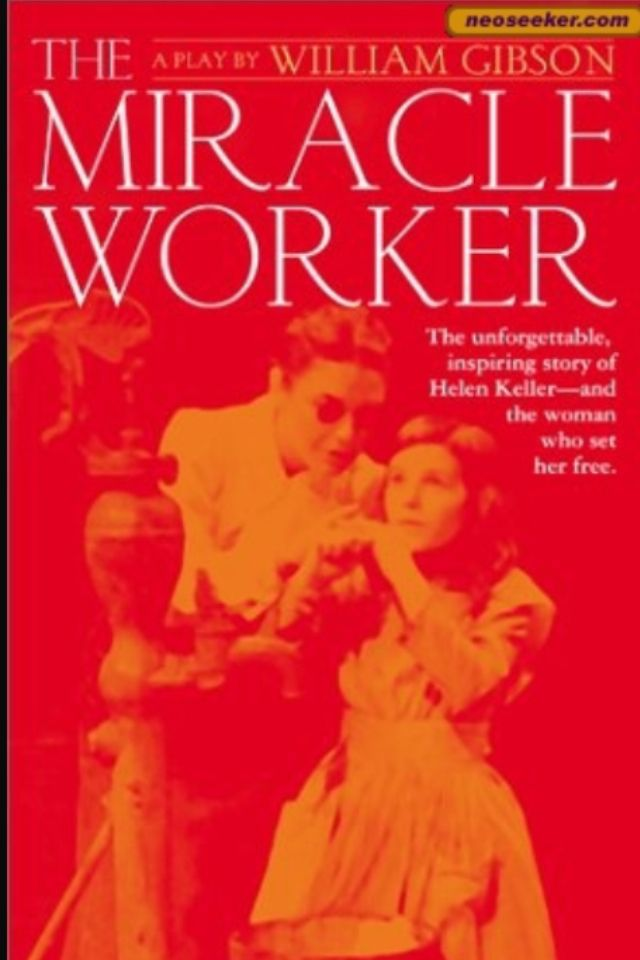 10 best the miracle worker images on pinterest helen keller the this is the play version of the miracle worker it is written by william gibson fandeluxe Ebook collections