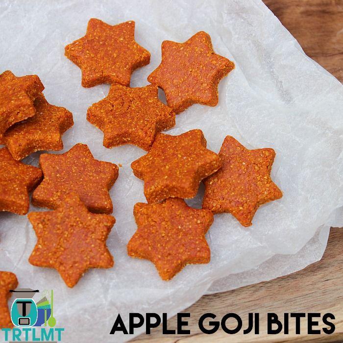 Apple Goji Bites