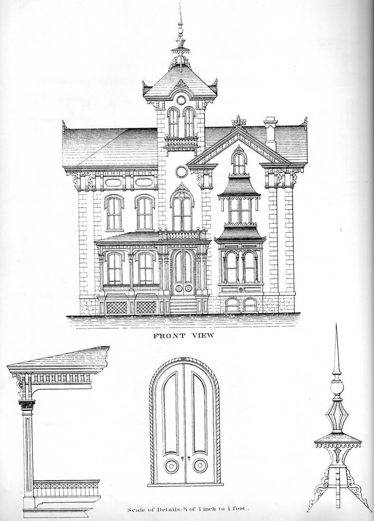 Instant House: Bicknell's Victorian Building 2