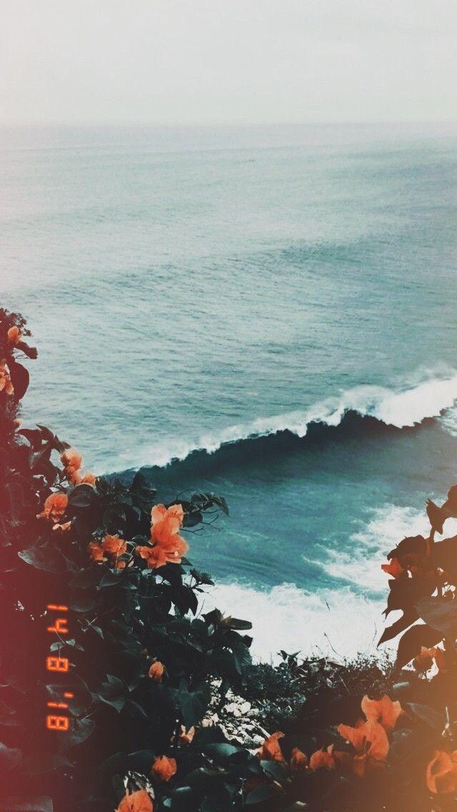 Ocean Views Adventure Aesthetic Wallpapers Wallpaper Backgrounds Phone Background Wallpaper Aesthetic ocean iphone wallpaper tumblr