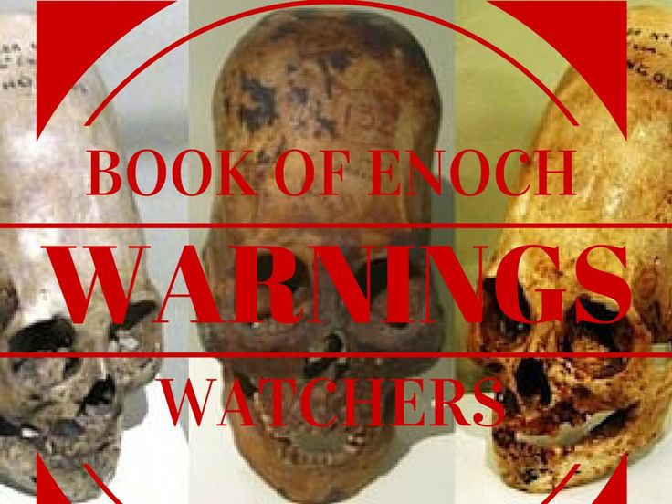 The Books of Enoch The Angels The Watchers and The