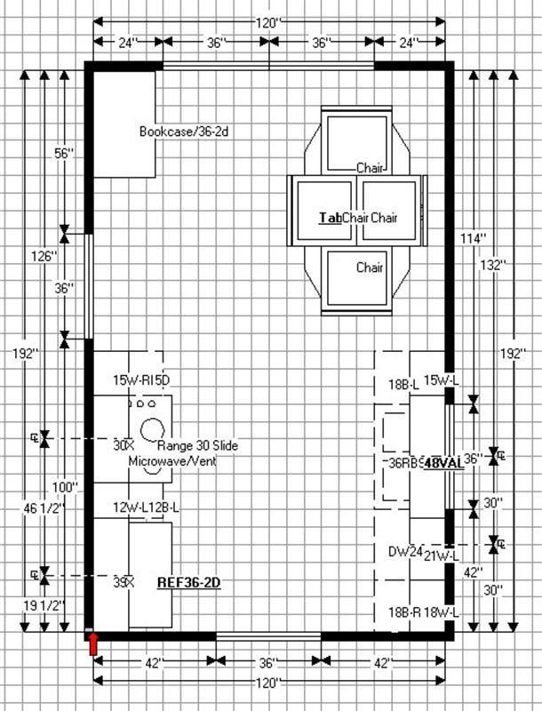 9 best Kitchen Floor Plans images on Pinterest Kitchen floor