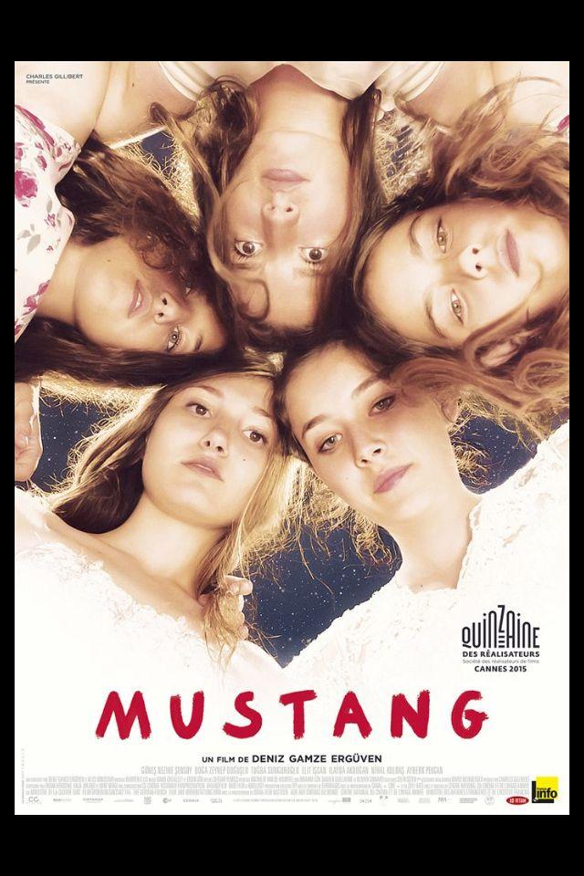 Mustang film nominé à Cannes 2015 (la quinzaine des réalisateurs)