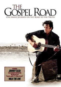 The Gospel Road (1973) Johnny Cash wrote and produced this passionate retelling of the story of Jesus Christ, featuring original songs by Cash; his wife, June Carter Cash; John Denver; and singer-actor Kris Kristofferson. Filmed primarily in Israel, this powerful reenactment was such a heartfelt labor of love for Cash that he also narrates and appears in the 1973 production. Kris Kristofferson, Johnny Cash, June Carter Cash,John Denver..