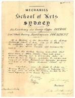 Sydney Mechanics' School of Arts