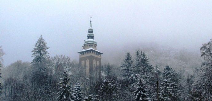 """A Palotaszálló tornya / the tower of the """"Palotaszálló"""" hotel Fotó: Kupcsik Sarolta"""
