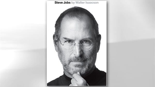 steve jobs biography | book club | Pinterest