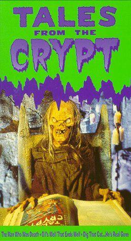 Kauhua kryptasta (TV Series 1989–1996) 1989  3 Stories
