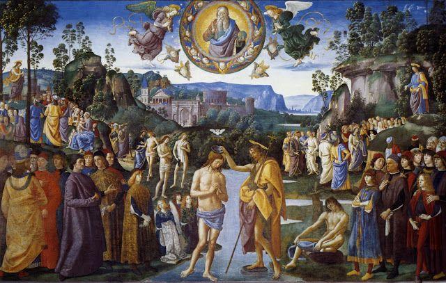 Catholic News World : Today's Mass Readings and Video : Monday January 9, 2017 - #Baptism of Jesus