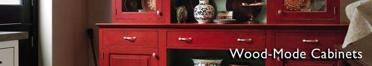 Wood Mode Cabinet Doors - Barcelona  top left