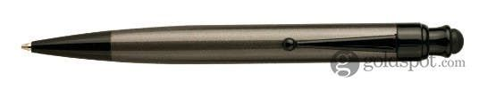 Monteverde One Touch Stylus Graphite Grey 2 in 1 Stylus Pen for Tablets, iPad, iPhone, Droid, Smartphones, and more Ballpoint Pen