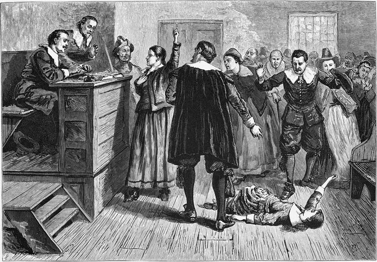List of people of the Salem witch trials - Wikipedia
