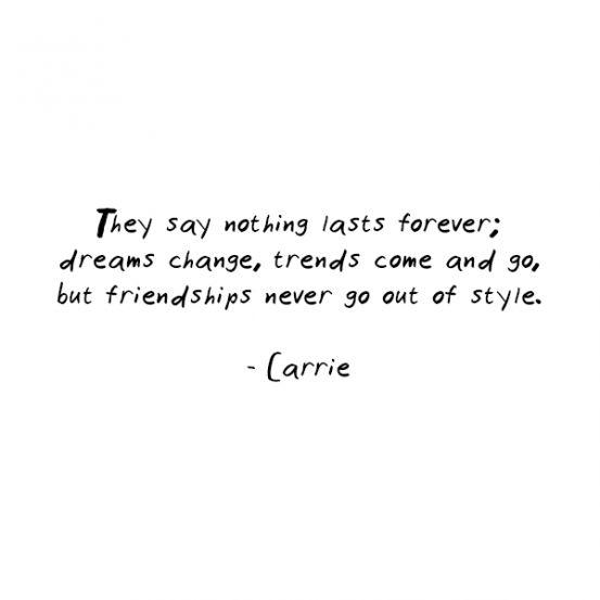 De helft van onze levenslessen hebben wij geleerd van Carrie Bradshaw en co. Dit zijn déSex And The City quotes waarin jij jezelf het beste zal herkennen. Hell to the yes!