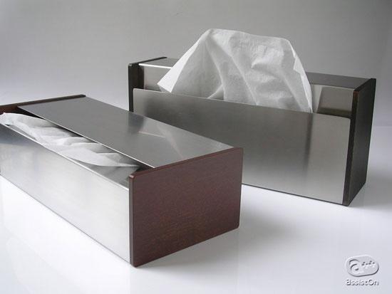 YMSK ティッシュボックス
