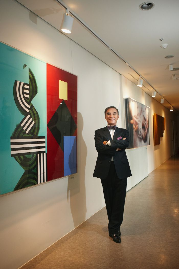 Collector and Patron Higgin Kim on Cultural Enrichment And The Meaning of Art | COBO Social