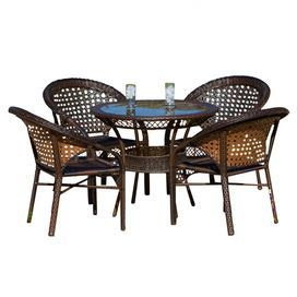5-Piece Sanderstead Patio Dining Set