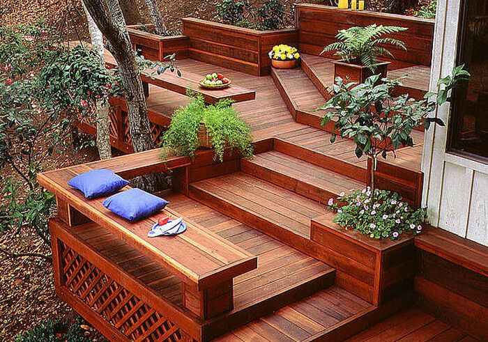 Why Redwood Lumber?