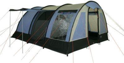 10T Camping-Zelt Lexington 6 Tunnelzelt mit Schlafkabine für 6 Personen Outdoor Familienzelt mit Wohnraum und Sonnendach Aufstellstangen, eingenähte Bodenwanne, wasserdicht mit 3000mm Wassersäule Jetzt bestellen unter: https://moebel.ladendirekt.de/kinderzimmer/betten/baldachine/?uid=526c2930-bf9b-5016-9fd0-27d3abacd773&utm_source=pinterest&utm_medium=pin&utm_campaign=boards #ern #baldachine #kinderzimmer #betten Bild Quelle: gartenxxl.de