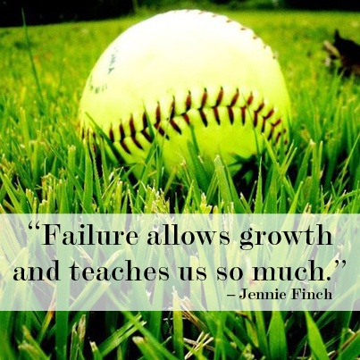 #Inspiration | Failure allows growth