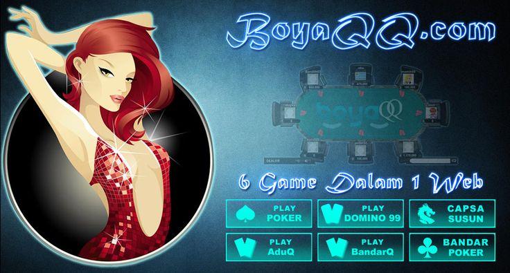 Ayo mainkan game seru di BoyaQQ.com BandarQ Online Terpercaya Indonesia