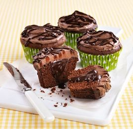 A delicious way to satisfy those chocolate cravings! And perfect for the kids to get involved with