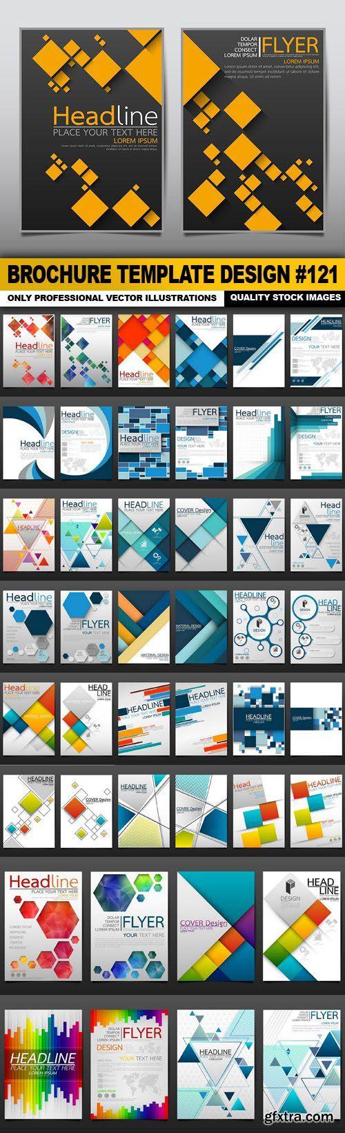 Brochure Template Design #121 - 24 Vector http://webtutorsliv.ml/threads/brochure-template-design-121-24-vector.44004/