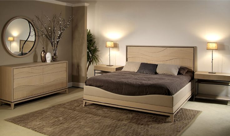 Modern Wooden Bedroom Furniture photo Decoración hogar