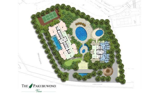 Airmas Asri Architects : The Pakubuwono View